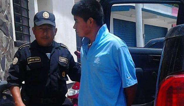 detenido guatemala