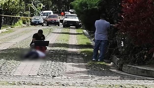 estudiante asesinado