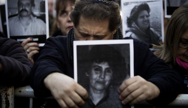 familiares atentado argentina-xinhua