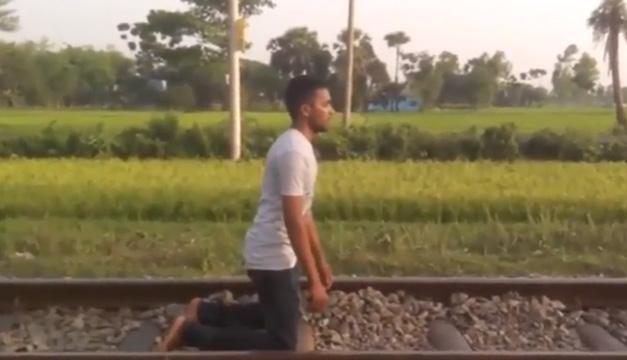 hombren tren