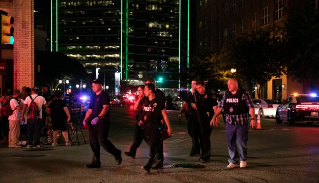 police texas-xinhua