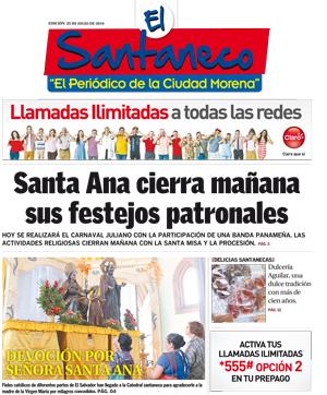 El Santaneco 250716