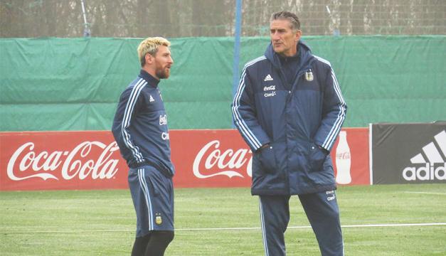 Fotografía tomada de cuenta oficial de la Selección Argentina.