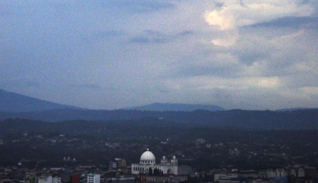 Clima-San Salvador