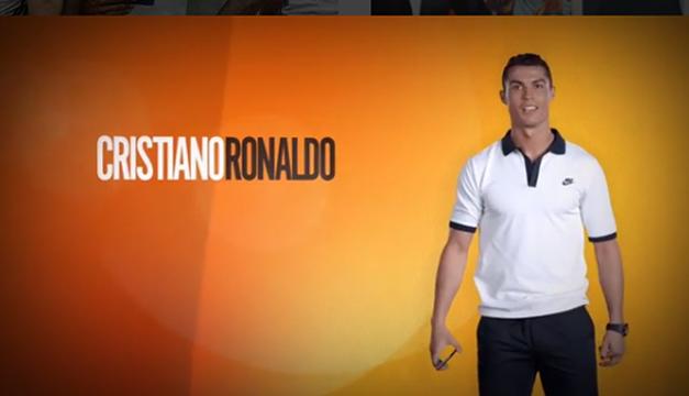 Cristiano Ronaldo-App
