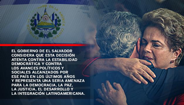 Dilma El Salvador