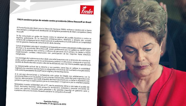 Dilma Rousseff destituida como presidenta de Brasil