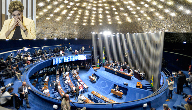 Dilma-Senado-Brasil