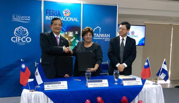Fotografía cortesía: Embajada de la República de China (Taiwán).