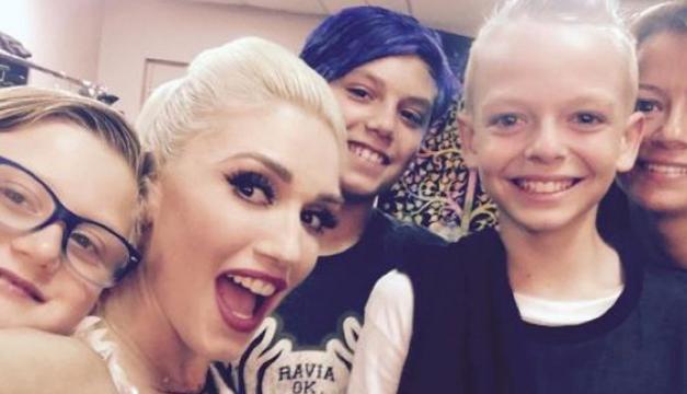 Fotografía tomada de su cuenta de Instagram de la cantante.