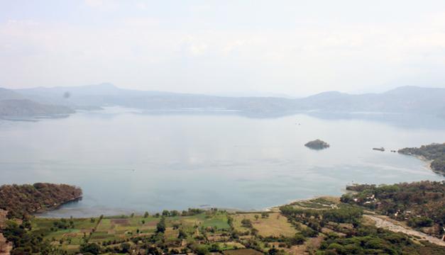 Lago-de-Ilopango