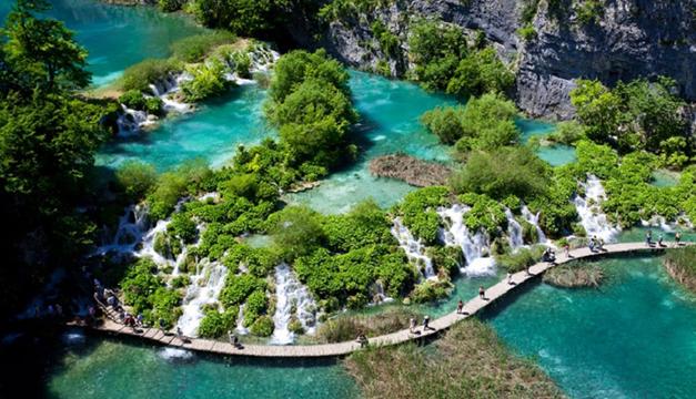 Lagos-de-Plitvice-Croacia