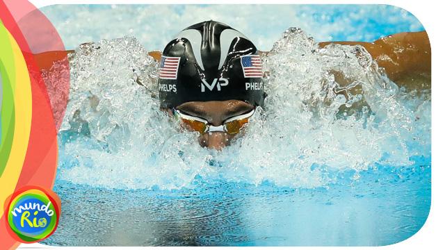 Michael Phelps efe