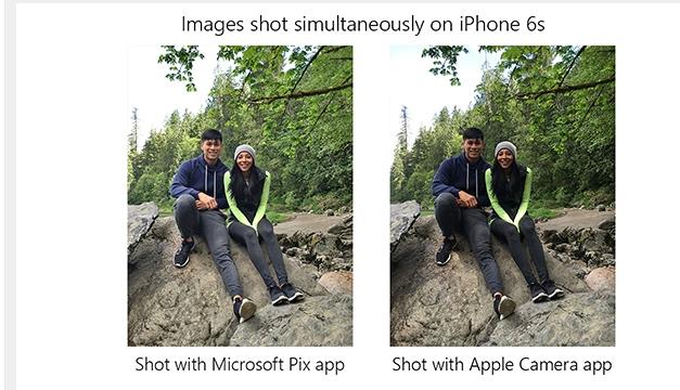 Microsoft Pix- Fotos