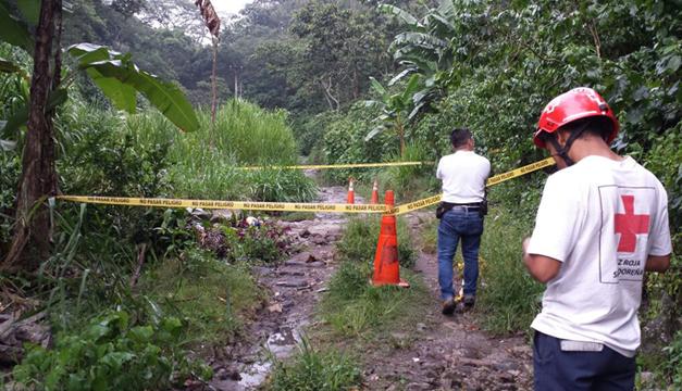 Fotografía: cortesía Cruz Roja Santa Tecla
