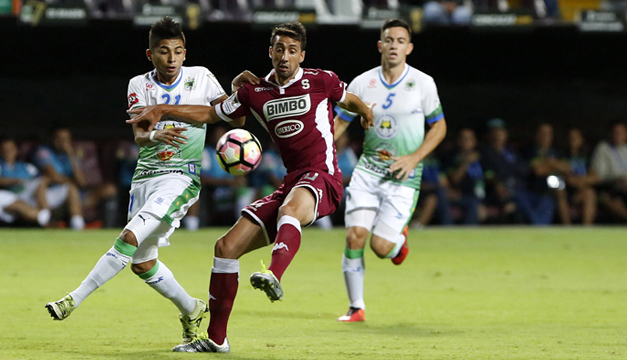 Saprissa-vs-Dragon