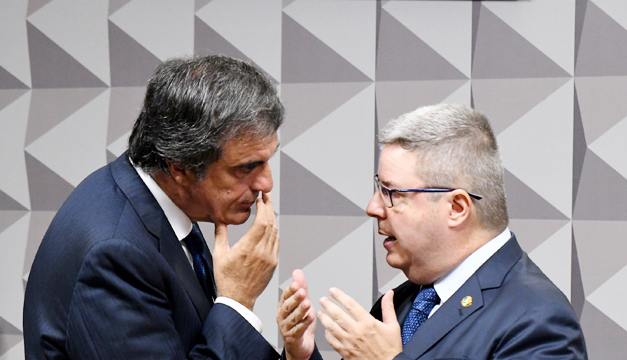 Senadores-Brasil