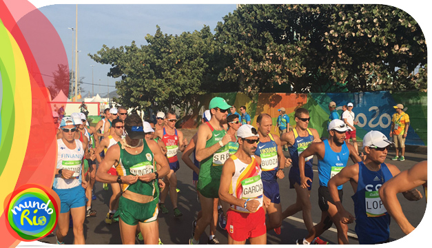 Fotografía tomada de: Comité Olímpico/Ilustración: DEM
