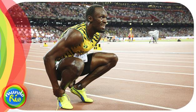 Pagan 16.000 euros por una zapatilla firmada por Usain Bolt