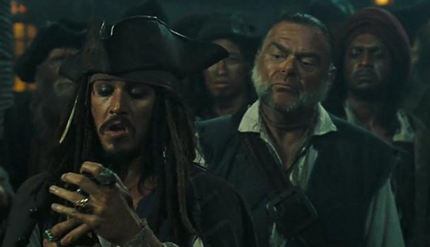 actor piratas del caribe