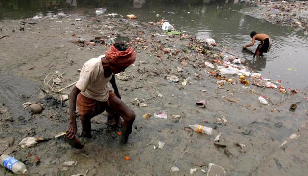 agua contaminada-efe