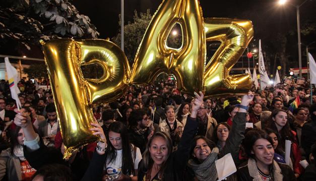 Esta es la pregunta para el plebiscito de paz en Colombia