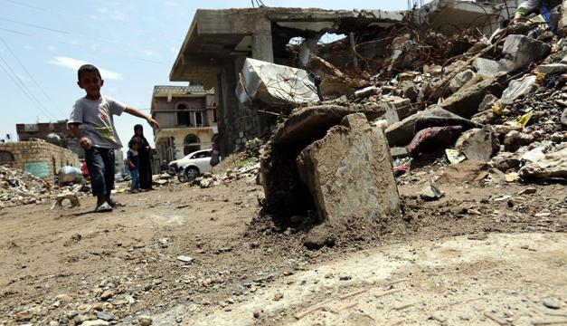 conflicto yemen-xinhua