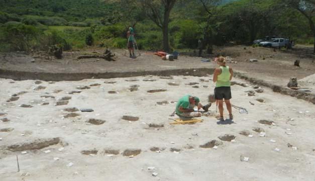 enterramientos indigenas