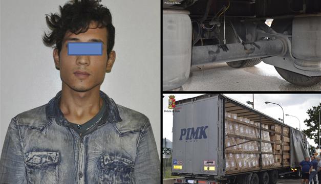 inmigrante camion-efe