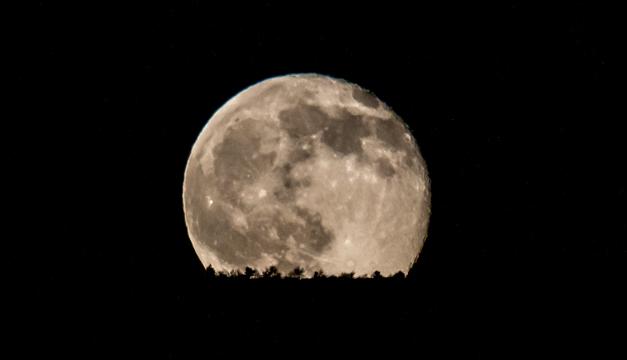 luna en grecia-xinhua