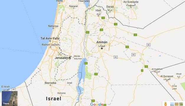palestina google