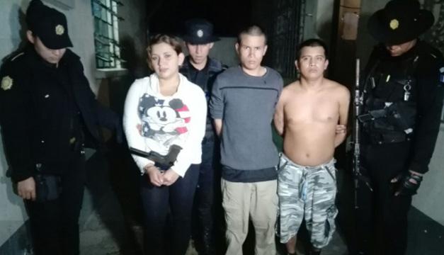 pandilleros capturados guatemala