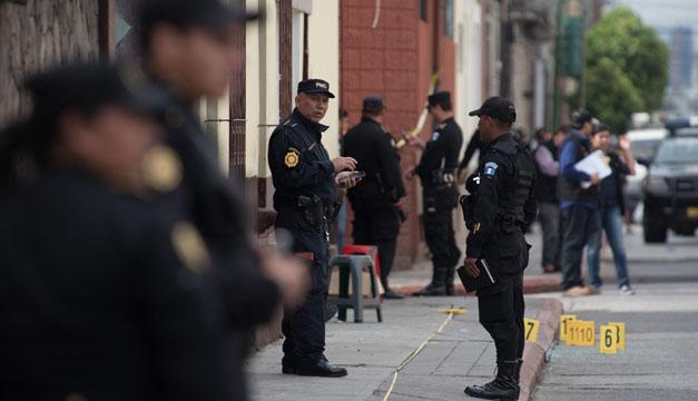 policia de guatemala-efe