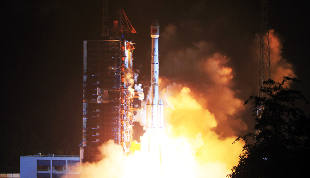satelite china-xinhua