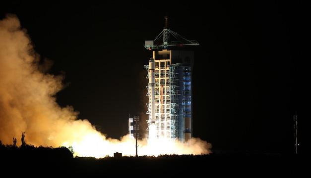 satelite de comunicacion-xinhua