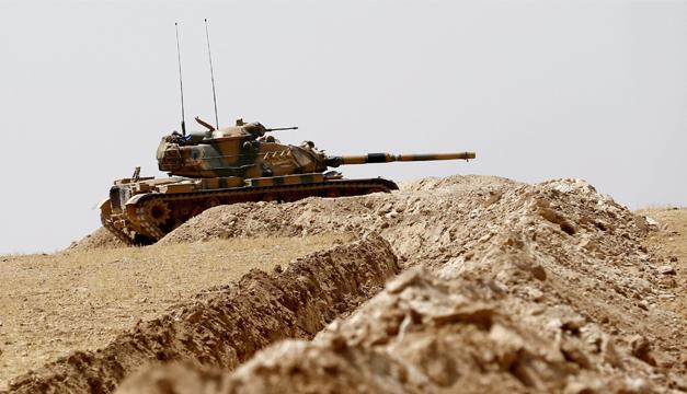 tanque turco-efe