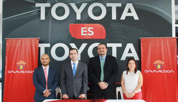 Davivienda-Toyota