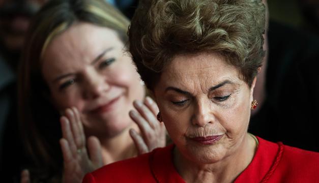 Gobierno uruguayo considera injusta la destitución de presidente de Brasil
