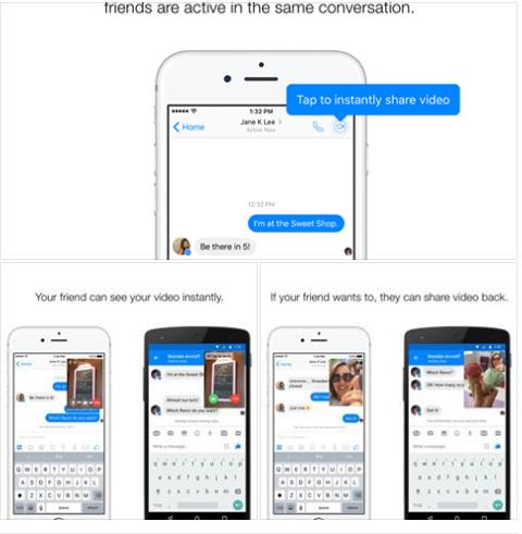Facebook- Messenger-Video