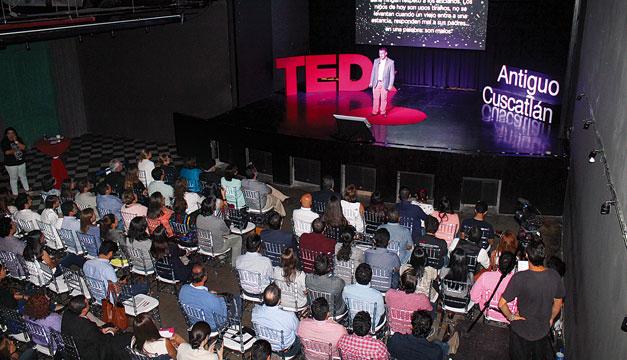TEDx-Antiguo