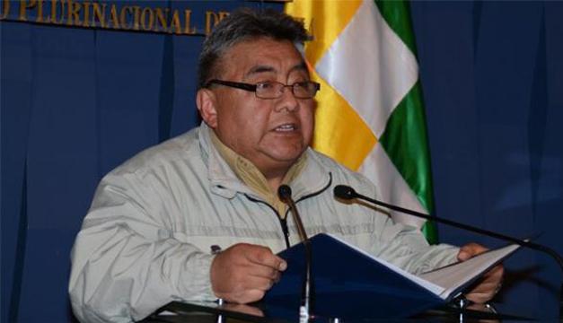 Fotografía: Tomada de periódico del estado plurinacional de Bolivia.