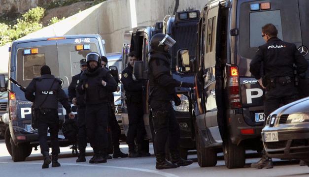 policia-espana-efe