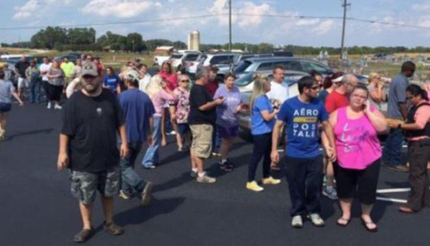 Reportan ataque a tiros en escuela de South Carolina