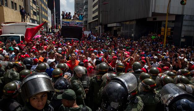 chavismo-marchas