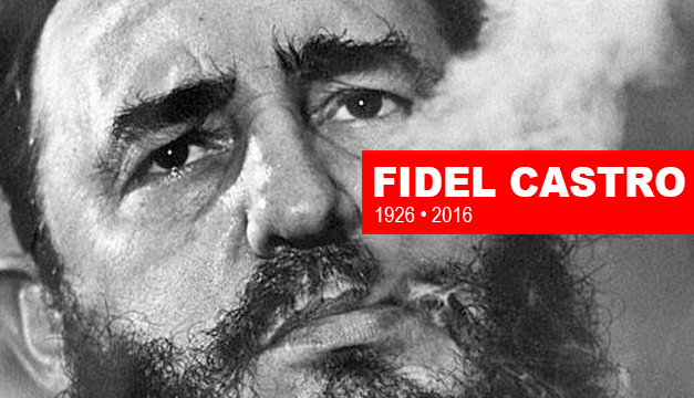 A los 90 años murió Fidel Castro