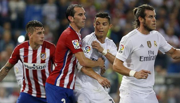 Atlético de Madrid vs. Real Madrid EN VIVO ONLINE Liga Española
