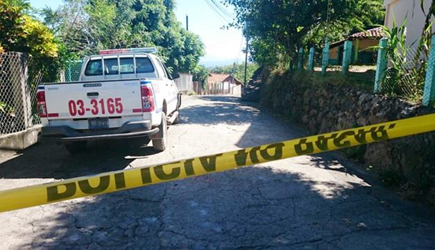 Asesinan a motociclista en Santa Ana