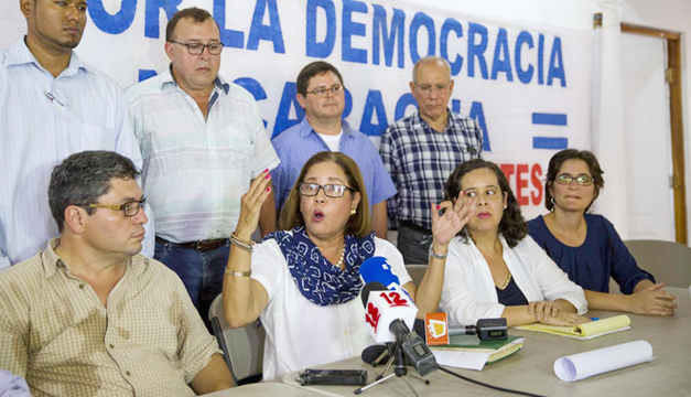 oposicion-nicaragua