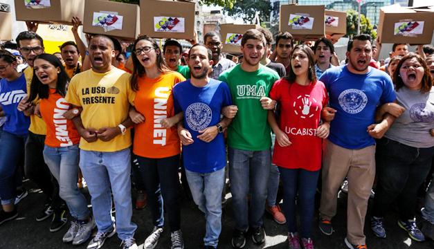 oposicion-en-venezuela