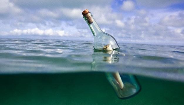 botella-con-mensaje